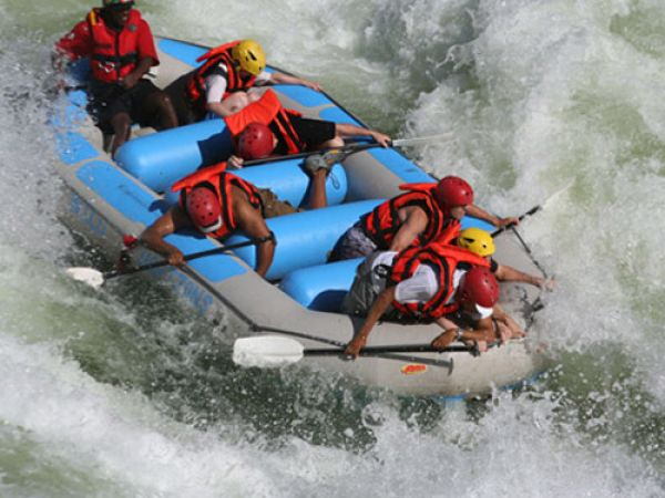 White-Water Rafting Best seller $120.00 pp